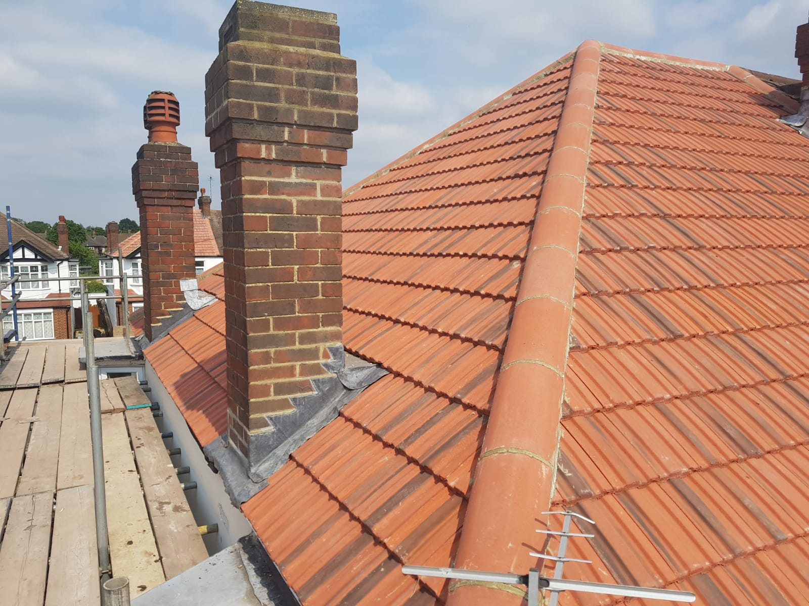 Chimney Repairs Sig Roofing Solutions